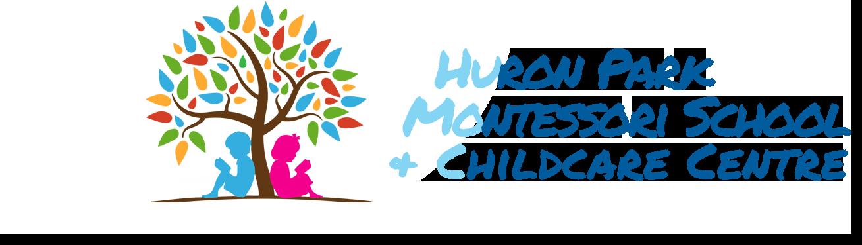 Huron-Park-Montessori-Childcare-Logo